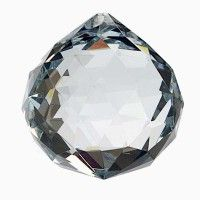 Traditional Ball Crystal ●Krebs Lighting●1a 100 mm