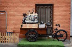 vélo café
