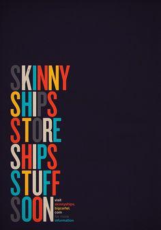 MSCED: Stupid Skinny Ships Shameless Self-promotional Stunt!
