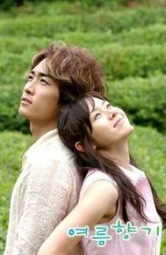 """""""Summer Scent"""" one of my absolute favorite kdramas... should see this one next then!"""