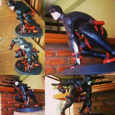 Daredevil Shadowland Suit