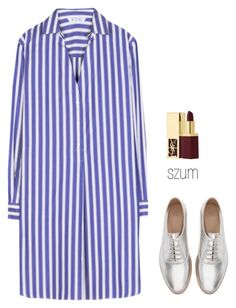 """""""263"""" by szum ❤ liked on Polyvore featuring Loro Piana, Zara and Yves Saint Laurent"""