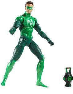 TOMAR-RE Green Lantern Movie Masters Mattel Action Figure 2010 NIP