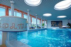 Thermae Abano Montegrotto -www.visitabanomontegrotto.com - Hotel Aurora - Piscina Termale, thermal swimming pool, thermalbad, hot springs, горячие источники, термы, relax, spa & wellness!