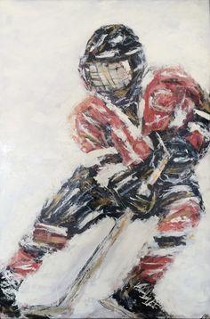 Let's Play Hockey   Art. Passion. ZsaZsa Bellagio