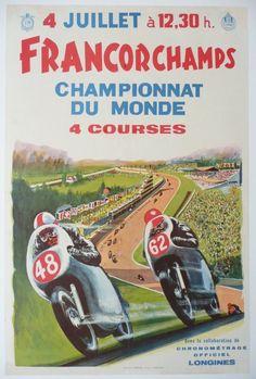 Francorchamps, 1965