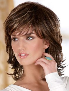 DANIELLE by Henry Margu on Sale   Buy Online, Wigs Ship Fast   Shoulder-length shag from Henry Margu, perfect if this length works for you. A tad of lift in the crown area