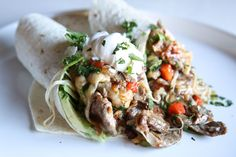 "Cheesesteak Burritos - skip the tortilla and make it a ""bowl"" instead."