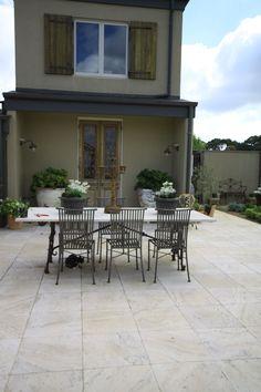 Outdoor tiles vintage inspiration