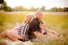 C. Linz Photography: A Few Little {WILDFLOWERS} / St. Louis Family & Baby Photographer - Family of Four