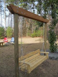 21 Handsome Diy Pergola Design Ideas - Page 14 of 41 Diy Pergola, Small Pergola, Outdoor Pergola, Diy Patio, Pergola Ideas, Cheap Pergola, Pergola Plans, Porch Swing Frame, Porch Swing With Stand