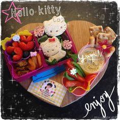hello kitty lunchbox!