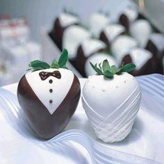 Mr And Mrs Strawberries