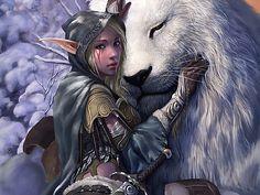 Artwork Elves Faces Fantasy Art Women World Of Warcraft ...