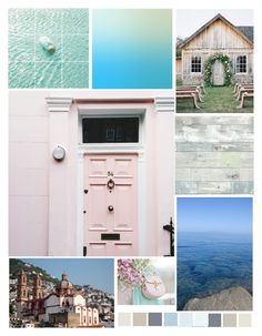 """Pics Art"" by piedraandjesus ❤ liked on Polyvore featuring art, travel, Color and mosaic"