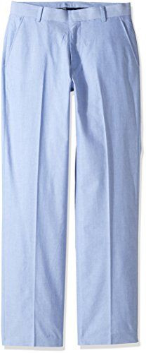 90be4692486e Tommy Hilfiger Big Boys Oxford Pant Medium Blue 12    Check out this great  product