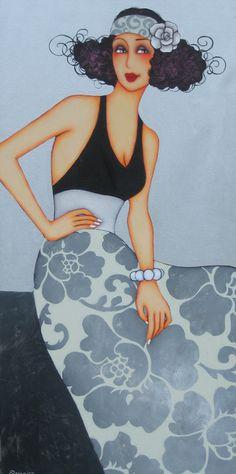 Artodyssey: Corinne Reignier