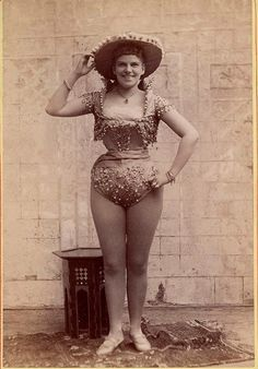 Bailarinas exóticas de 1890 | Cultura Colectiva - Cultura Colectiva