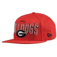 deffdb69ded New Era College Outer Snapback - Men s - Georgia Bulldogs - Red