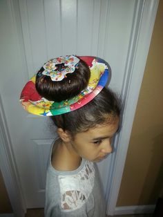 Crazy Hair Day..... donut anyone!!