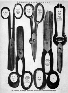 Photomontage by John Heartfield (aka Helmut Herzfeld) Vintage Tools, Vintage Sewing, John Heartfield, Hans Richter, Vintage Scissors, Sewing Scissors, Francis Picabia, Old Tools, Collage Artists