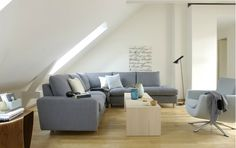 Brunstad Smile chair and Fantasy sofa. Sofa Furniture, Stove, Couch, Fantasy, Chair, Home Decor, Couch Furniture, Settee, Decoration Home