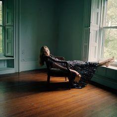Vanessa Axente for models.com June 2015 - Valentino