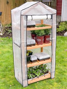 Pop Up Portable and Adjustable Greenhouse Backyard Projects, Diy Wood Projects, Outdoor Projects, Backyard Patio, Garden Projects, Backyard Landscaping, Backyard Ideas, Garden Ideas, Diy Patio