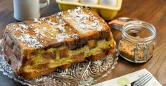 Baked French Toast Loaf