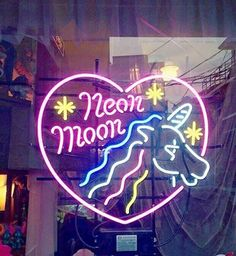unicorn, neon, and light image Neon Rose, Custom Neon, Neon Words, Neon Aesthetic, Apollo Aesthetic, All Of The Lights, Star Butterfly, Star Vs The Forces Of Evil, Force Of Evil