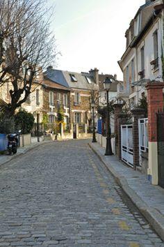 Rue Jules Siegfried, Paris XX