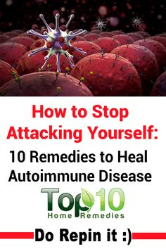 Home Remedies for #Autoimmune #Diseases