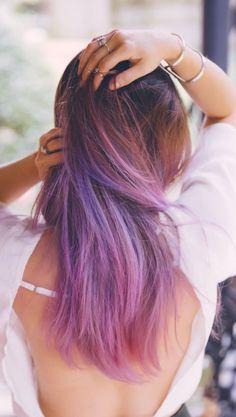 Backless Blouse & Love ... L.O.V.E. The Hair ❤︎