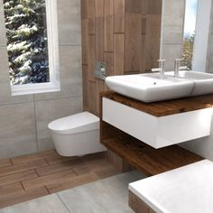 Toilet, Sweet Home, Design Inspiration, Bathroom, House, Bath Room, House Beautiful, Home, Litter Box