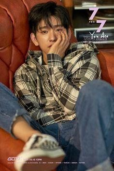 GOT7 <7 for 7> TEASER IMAGE #Jinyoung