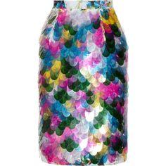 Erdem Aysha paillette-embellished floral-print silk skirt (€375) ❤ liked on Polyvore featuring skirts, bottoms, erdem, dresses, fuchsia, silk skirt, knee high skirts, floral printed skirt, multicolor skirt and floral skirt