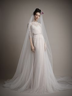 Wedding dresses Couture 2015 Collection - Ersa Atelier