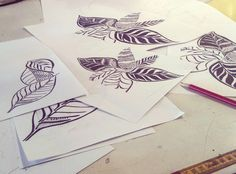 Getting Creative by Ink & Spindle, via Flickr
