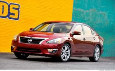 Nissan recalls 1 million vehicles due to airbag flaw