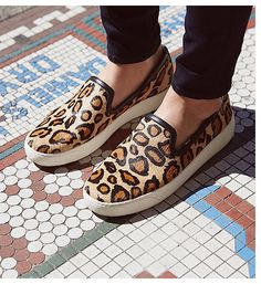 Women's leopard print sneakers from Sam Edelman
