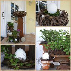 Eingang - Wohnen und Garten Foto