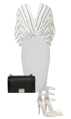 """""""Untitled #148"""" by reyhannalee ❤ liked on Polyvore featuring Topshop, Free People and Chanel"""