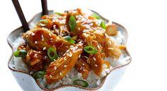 Slow-Cooker-Teriyaki Chicken