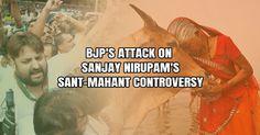 Mohit Kamboj's attack on Sanjay Nirupam's Sant Mahant Controversy http://mohitkambojbjp.blogspot.in/2017/07/mohit-kambojs-attack-on-sanjay-nirupams-sant-mahant-controversy.html