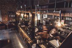 LOKALE UŻYTKOWE#Ferens Design Enzo Muratore Craft Italian Coffee# Joanna Ferens-Hofman#architektura wnętrz#architekt wnętrz#architekt lublin#steampunk#steam punk#restauracja lublin#kawiarnia lublin#sexy duck#steampunk restaurant #steampunk bar#steampunk interior#interior design#design#architecture#architect# What Is Steampunk, Steampunk Diy, Cafe Design, Design Design, Interior Design, Italian Coffee, Steam Punk, Bar, Sexy