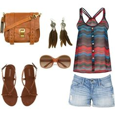 Summer Clothes, Hipster.