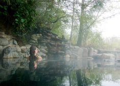 Warm up at these nearby, family-friendly hot springs.