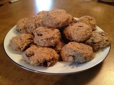 Agave Oatmeal Raisin Flaxseed Cookies Recipe