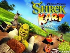 Shrek Kart  Android Game - playslack.com , act in kart races. As chauffeurs - heroes from the enlivened show Shrek: Shrek, emblem, Games-Triplets, Puss in footwears, Fiona, cake male, Pinocchio, the Three atomic swines, the large evil canine and the apparition Farkuada. Cheerfully, fervently, humorous, brightly. There re 4 means of idiosyncratic game: competition, challange, idiosyncratic time race, and also territory. It is also accomplishable to pursue with buddies. There s a multiuser…