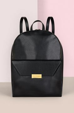 610201c024d7 Our Beckett Backpack made using eco alter nappa from the Stella McCartney  Summer '14 collection